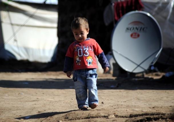 Suriyeli çocukların soğukla savaşı 5
