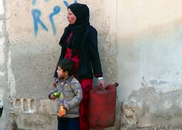 Suriyeli çocukların soğukla savaşı 9