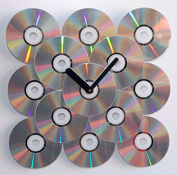 Kullanılmayan CD'lerinizi geri dönüştürün! 6