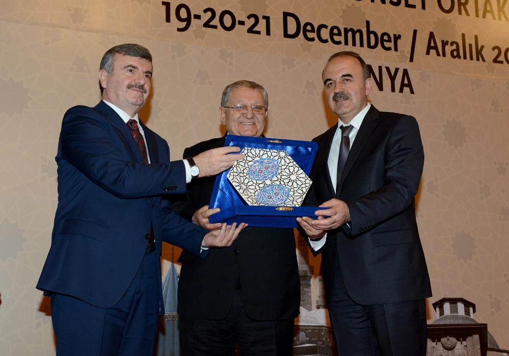 Dünya belediyeleri Konya'da buluştu... 8