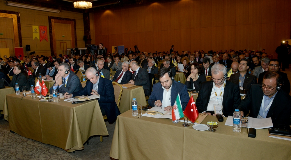 Dünya belediyeleri Konya'da buluştu... 9