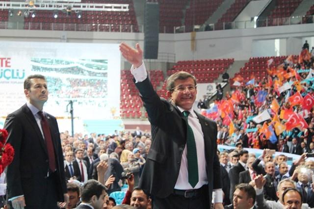 Davutoğlu Konya'da 7