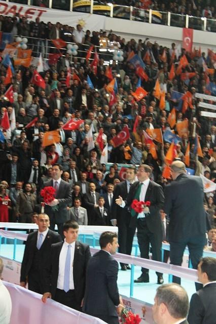Davutoğlu Konya'da 8
