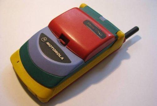 Tüm zamanların en kötü tasarıma sahip 10 telefonu 8