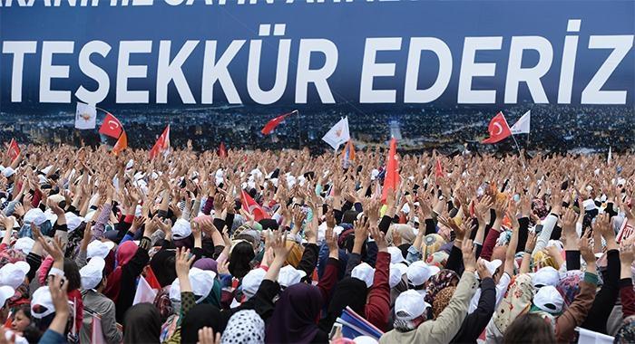 Başbakan Ahmet Davutoğlu Konya'da 1