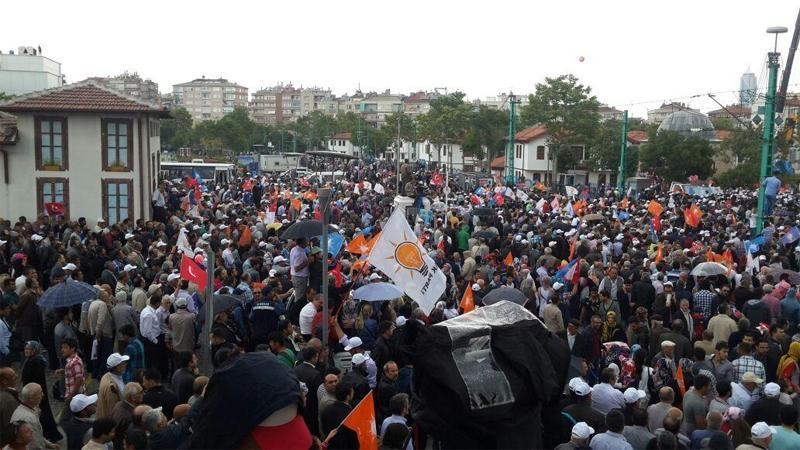 Başbakan Ahmet Davutoğlu Konya'da 11