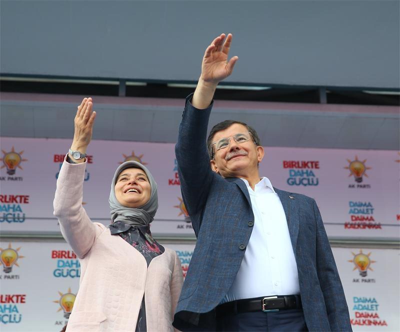 Başbakan Ahmet Davutoğlu Konya'da 18