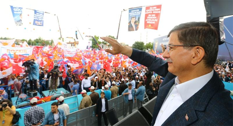 Başbakan Ahmet Davutoğlu Konya'da 19