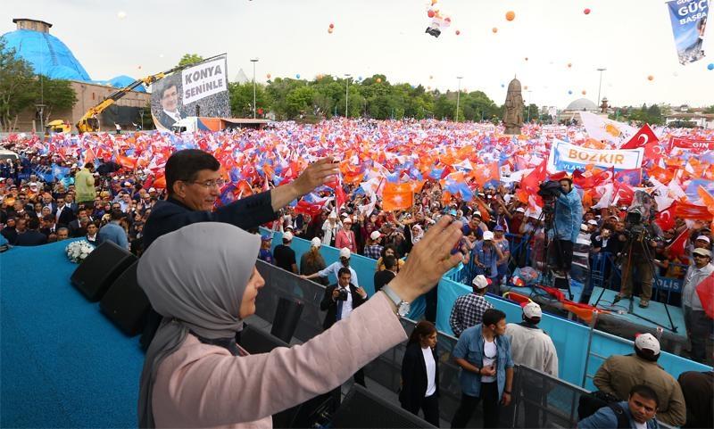 Başbakan Ahmet Davutoğlu Konya'da 20
