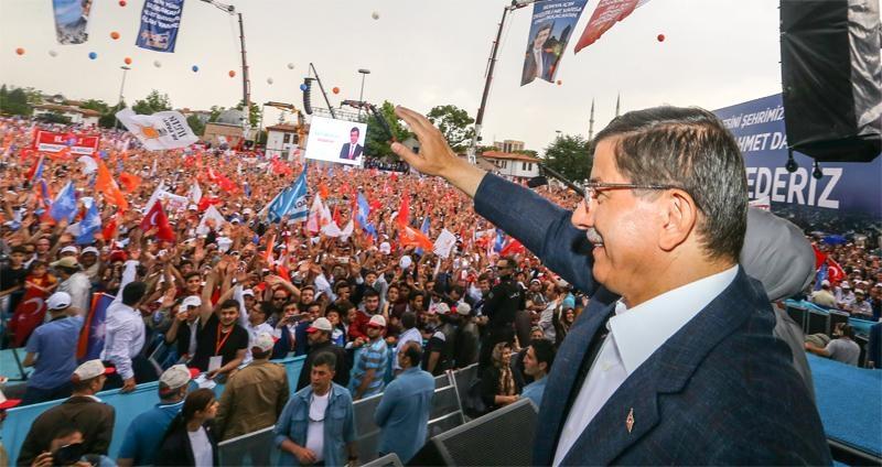 Başbakan Ahmet Davutoğlu Konya'da 21