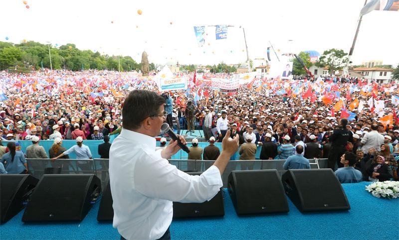 Başbakan Ahmet Davutoğlu Konya'da 22
