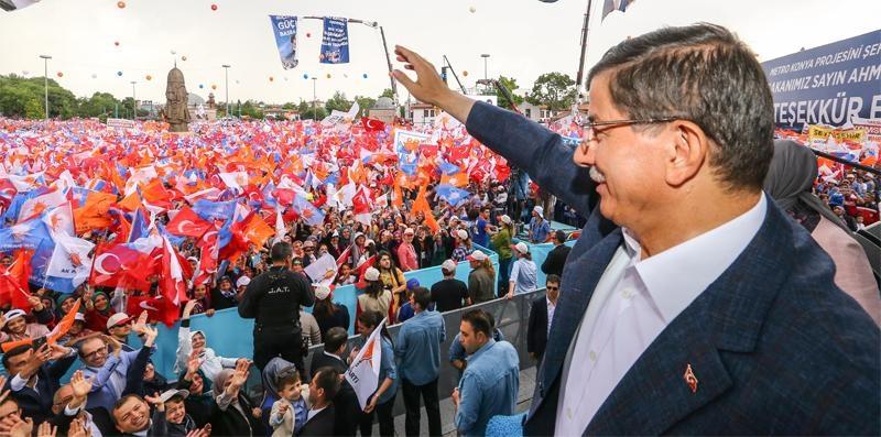 Başbakan Ahmet Davutoğlu Konya'da 23