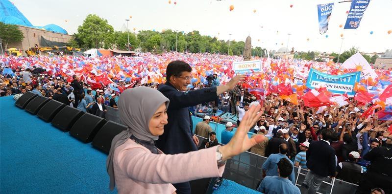 Başbakan Ahmet Davutoğlu Konya'da 24