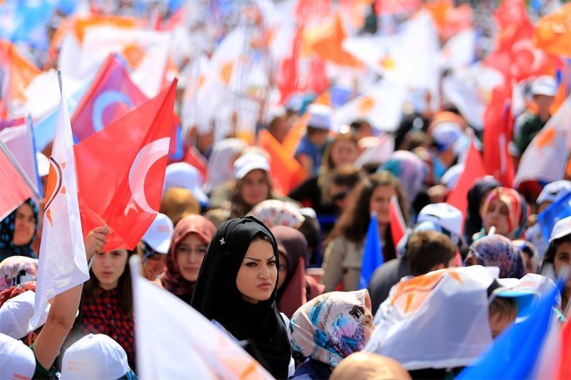 Başbakan Ahmet Davutoğlu Konya'da 34