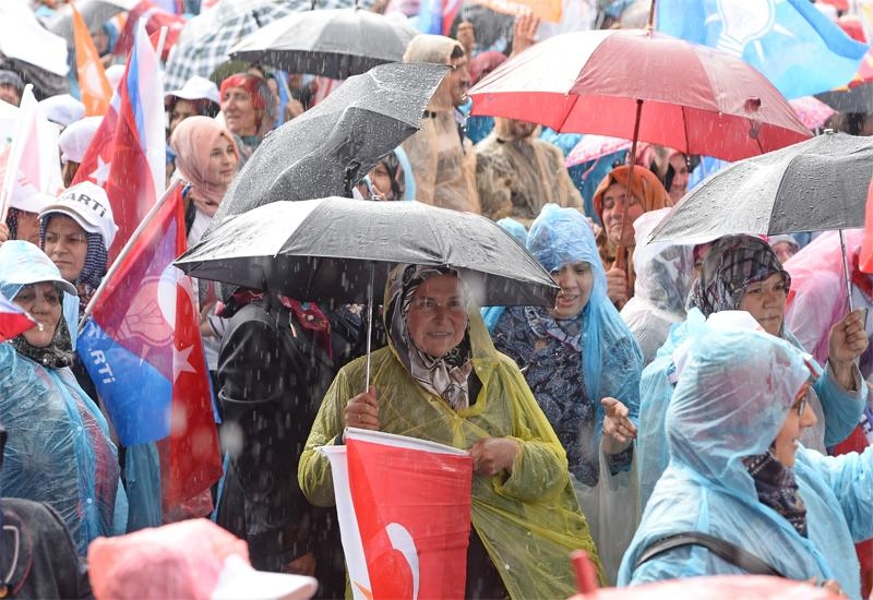 Başbakan Ahmet Davutoğlu Konya'da 35