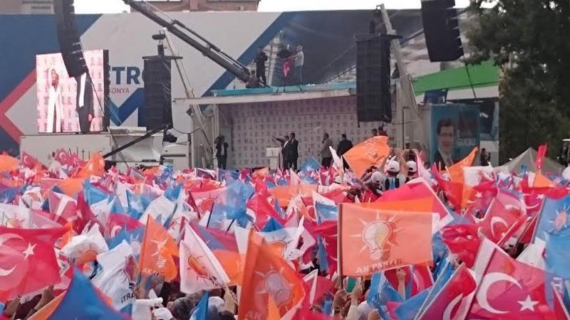 Başbakan Ahmet Davutoğlu Konya'da 6