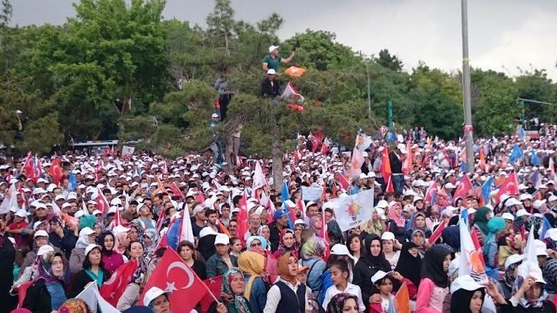 Başbakan Ahmet Davutoğlu Konya'da 8