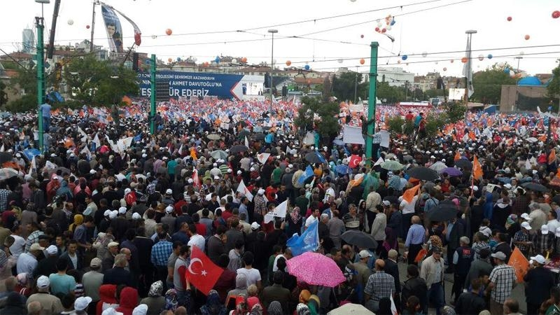 Başbakan Ahmet Davutoğlu Konya'da 9