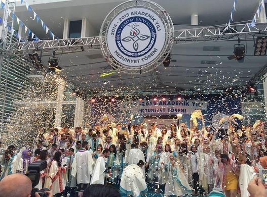 Diriliş KTO Karatay Üniversitesi'nde başladı 1