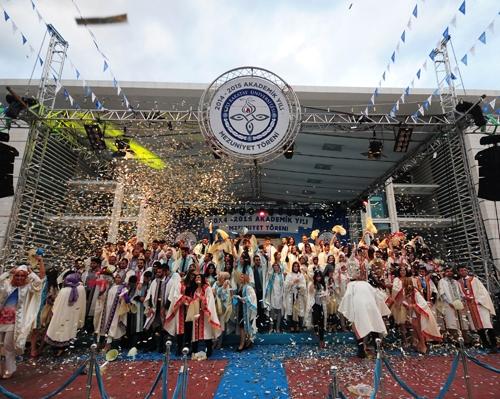 Diriliş KTO Karatay Üniversitesi'nde başladı 10