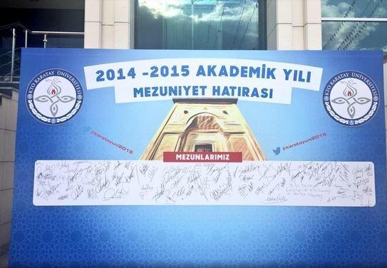 Diriliş KTO Karatay Üniversitesi'nde başladı 7
