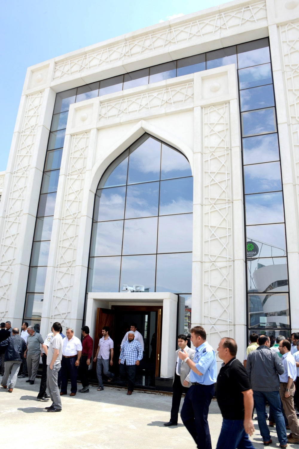 Meram'a 1800 kişilik cami 4