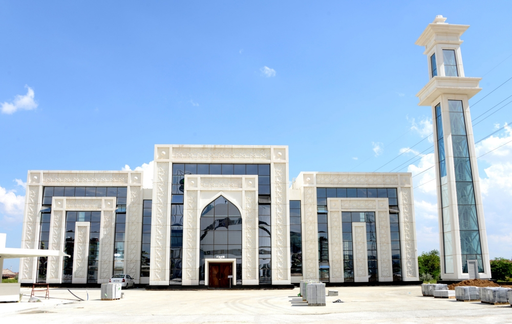 Meram'a 1800 kişilik cami 5