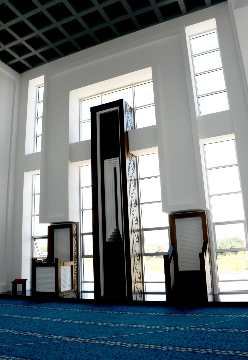 Meram'a 1800 kişilik cami 6