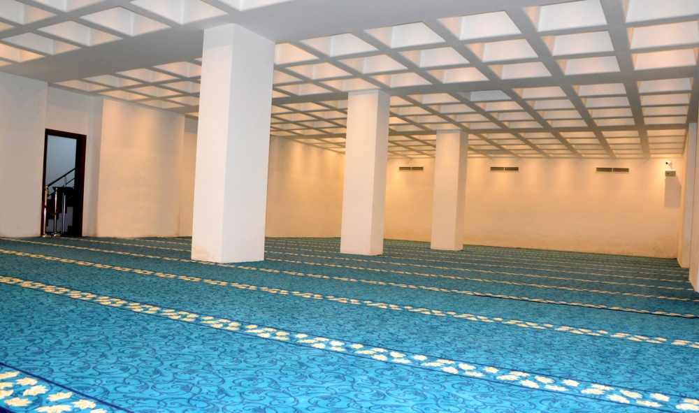 Meram'a 1800 kişilik cami 7