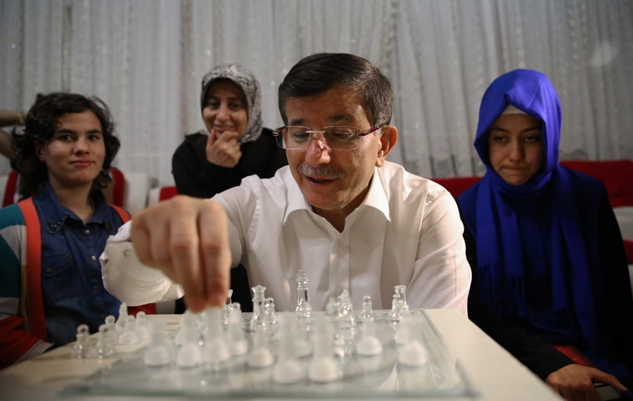 Başbakan Davutoğlu'dan sürpriz ziyaret 2