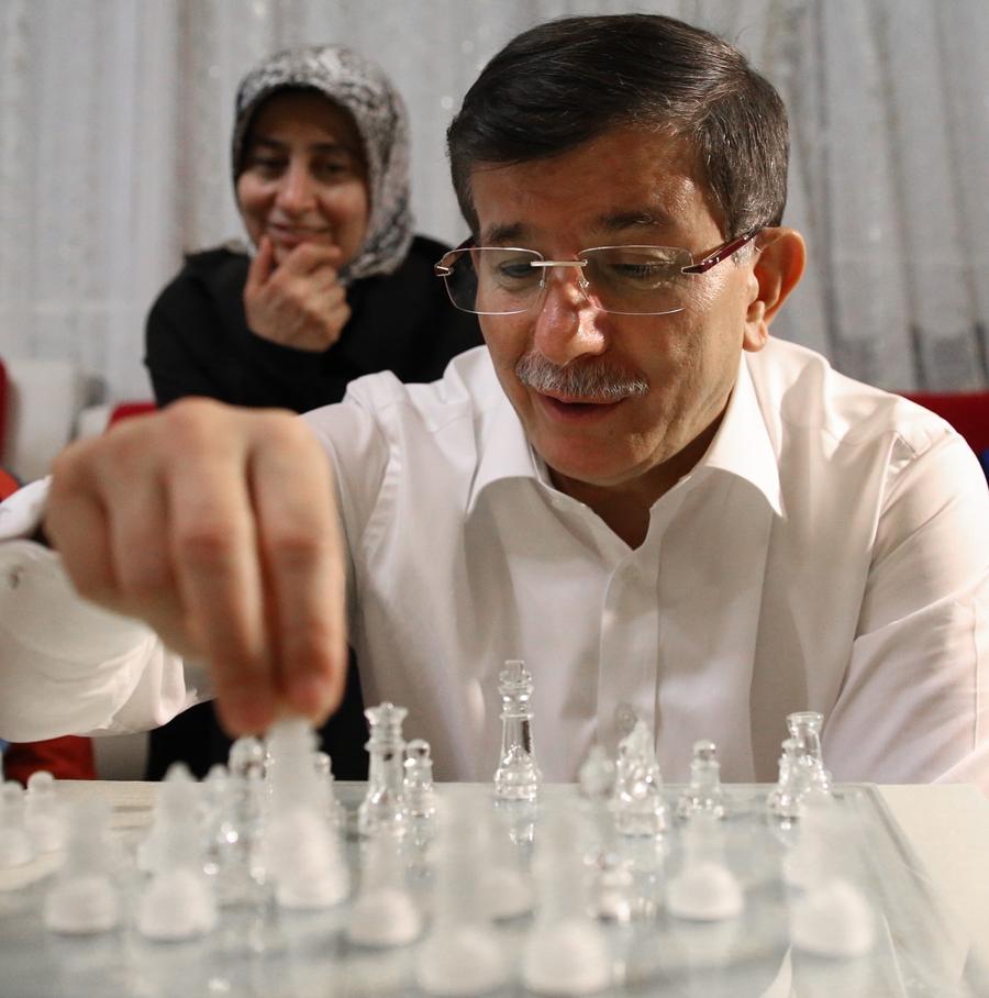 Başbakan Davutoğlu'dan sürpriz ziyaret 3