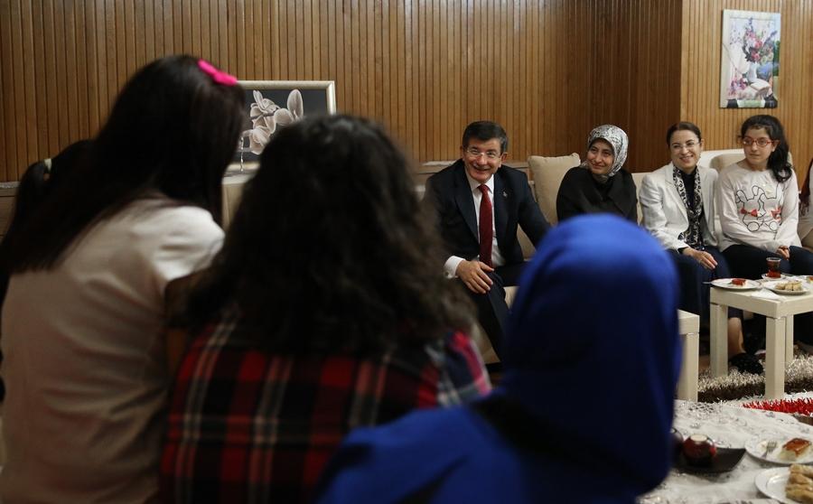 Başbakan Davutoğlu'dan sürpriz ziyaret 5