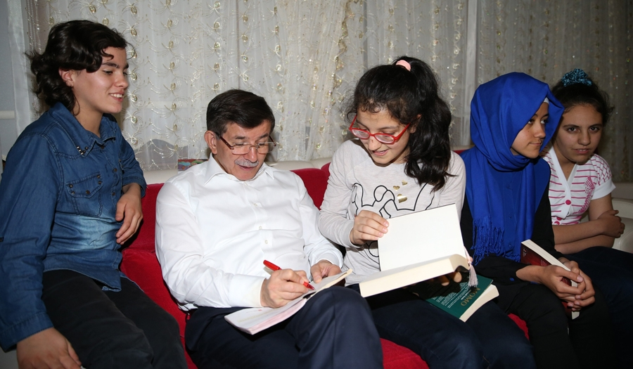 Başbakan Davutoğlu'dan sürpriz ziyaret 6