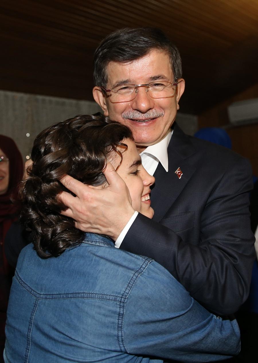Başbakan Davutoğlu'dan sürpriz ziyaret 8