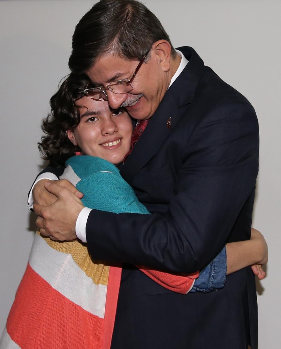 Başbakan Davutoğlu'dan sürpriz ziyaret 9