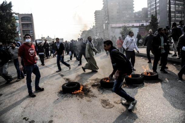 Mısır'da darbe karşıtı cuma gösterileri 15