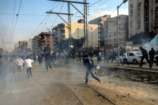 Mısır'da darbe karşıtı cuma gösterileri 17