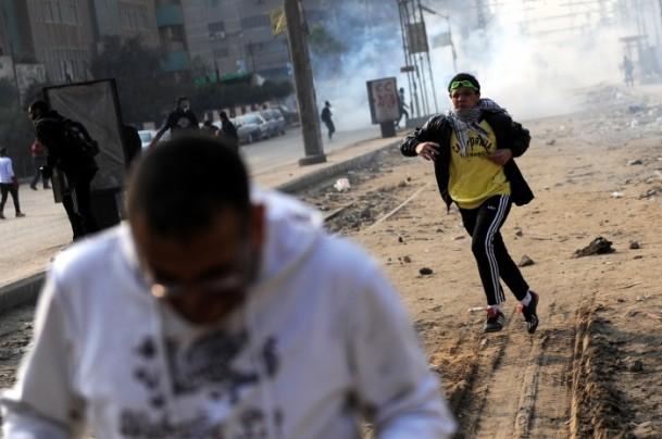 Mısır'da darbe karşıtı cuma gösterileri 18