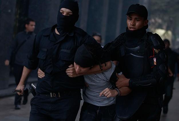 Mısır'da darbe karşıtı cuma gösterileri 19