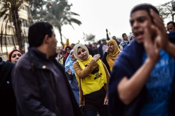 Mısır'da darbe karşıtı cuma gösterileri 3
