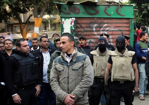 Mısır'da darbe karşıtı cuma gösterileri 4