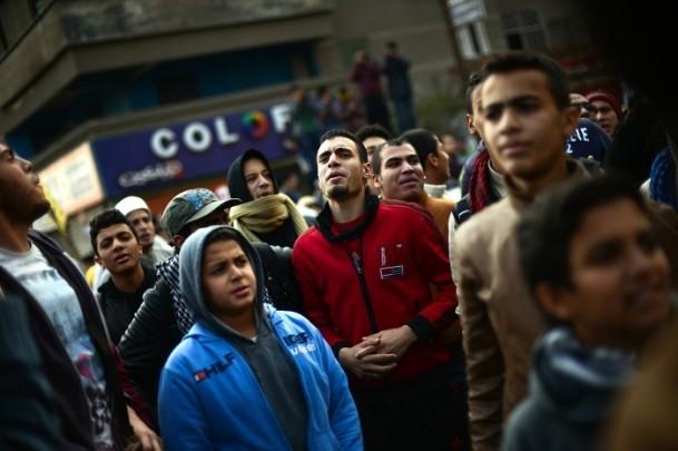 Mısır'da darbe karşıtı cuma gösterileri 7