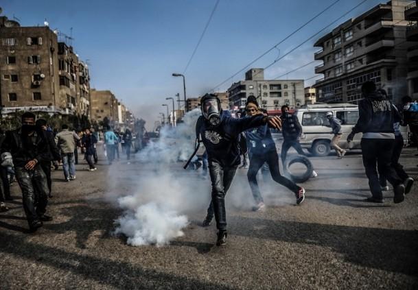 Mısır'da darbe karşıtı cuma gösterileri 8