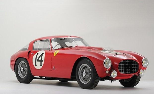 Rekor fiyata satılan Ferrari'ler 10