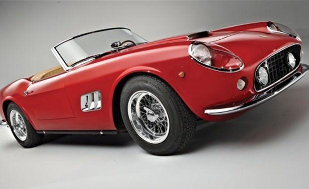 Rekor fiyata satılan Ferrari'ler 13