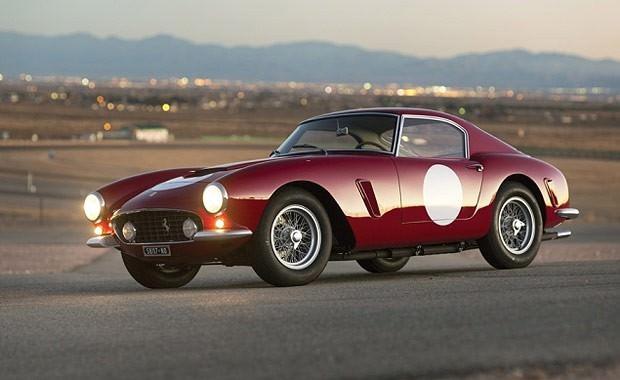 Rekor fiyata satılan Ferrari'ler 14