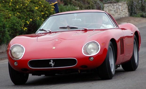 Rekor fiyata satılan Ferrari'ler 20