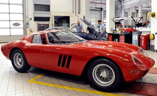 Rekor fiyata satılan Ferrari'ler 22