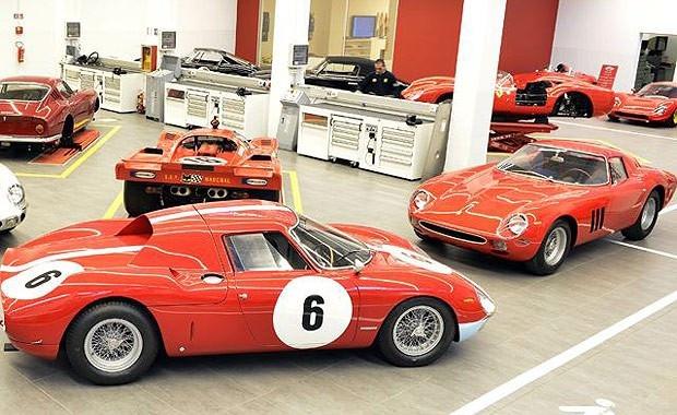 Rekor fiyata satılan Ferrari'ler 24