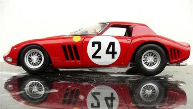 Rekor fiyata satılan Ferrari'ler 3